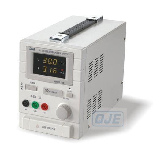 цены Fast arrival adjustable DC power supply QJ3003XE Single channel 0 ~30V 0 ~ 3A resolution of 10mV 1mA
