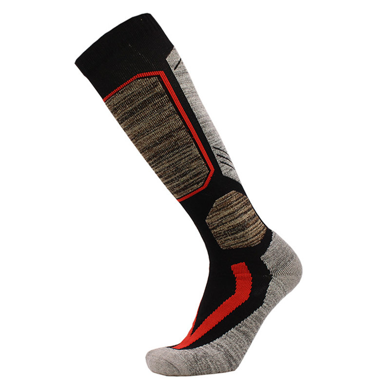 New socks ski socks at the end of towel thick breathable comfortable outdoor mountaineering stilt tube sweat-absorbent WZ029