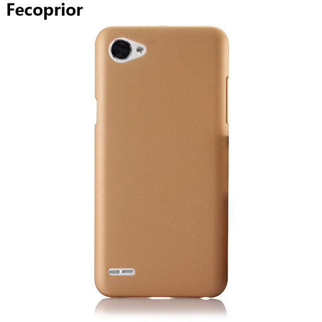 low priced 20976 6aba6 US $1.99 |Fecoprior LGQ6 Q 6 Hard PC Matte Case For LG Q6 Back Cover Armor  Shield Smart Phone Protect Fundas Coque Celulars-in Fitted Cases from ...