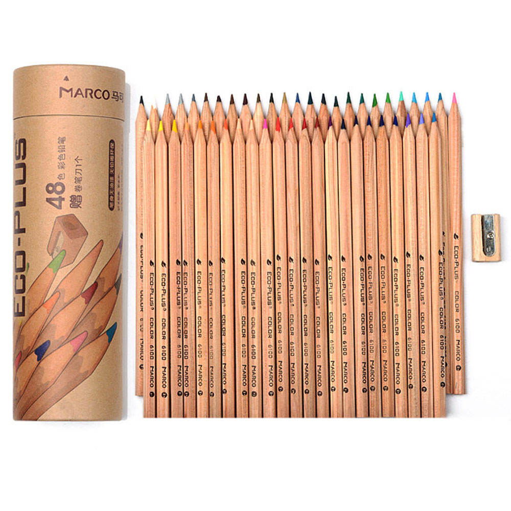 24/48 Colors Wood Colored Pencils Set Lapis De Cor Artist Painting Oil Color Pencil For School Drawing Sketch Art Supplies 136 colors wood colored pencils set lapis de cor artist painting oil color pencil 120 for school fine art drawing sketch gift