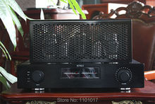 RIVALS luxury KT88 Tube amp's tubes cover HIFI Exquis protection grille