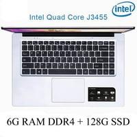 עבור לבחור P2-04 6G RAM 128g SSD Intel Celeron J3455 מקלדת מחשב נייד מחשב נייד גיימינג ו OS שפה זמינה עבור לבחור (1)