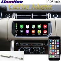 Для Land Rover для Range Rover Sport L494 2013 ~ 2019 Liandlee автомобильный мультимедийный плеер NAVI CarPlay радиоэкран gps навигации
