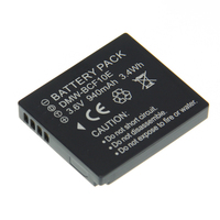 Hot Sale DMW BCF10E DMW BCF10E DMWBCF10E Battery For Panasonic Lumix DMC FX65P DMC FX65S DMC