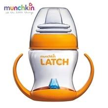 Обучающий поильник Latch Munchkin -чашка с ручками 120мл./ Trainer Cup