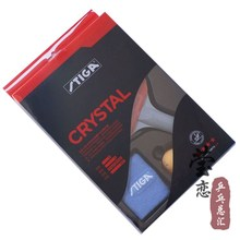 Original STIGA CRYSTAL WITH 4 STARS table tennis racket for offensive professional rackets racquet sprots stiga racket