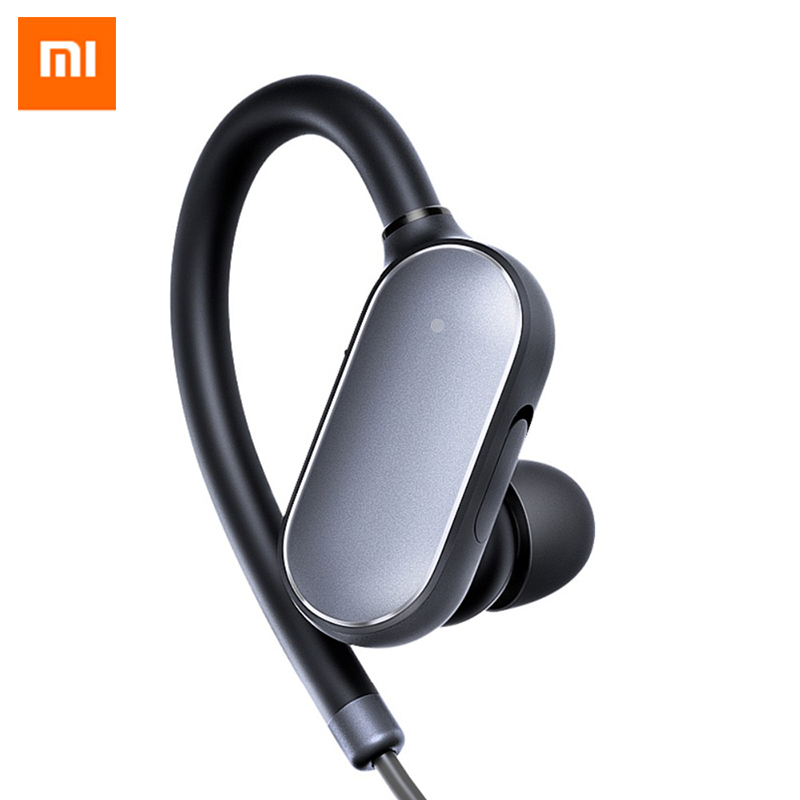 In Stock!! 2016 New Xiaomi Bluetooth 4.1 Headset Wireless Sport Bluetooth Earphone with Mic Noise Cancelling Earbuds Headphones huast v4 1 sport bluetooth earphone with mic wireless headphones bluetooth headset magnet earbuds for phone noise cancelling