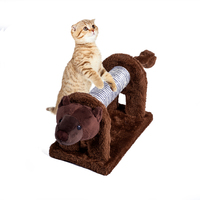 SOKOLTEC Sisal House For Cat Scratcher Toys For Cats Scratching Post Pet Products Carding For Cats Free Delivery From Moscow