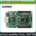 Полноцветный СВЕТОДИОДНЫЙ экран контроллера, LINSN RV901 Получение карты, универсальный интерфейс подходит для всех видов HUB доска