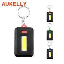 Aukelly Мини светодиодный портативный светильник-Вспышка брелок Аварийный Рабочий инспекционный фонарь наружный Многофункциональный фонарь для обслуживания