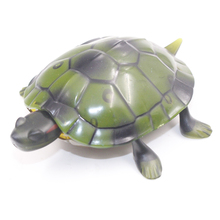 1Pcs Infrared Remote Control Tortoise Simulation Animal Prank RC Tortoise Toy with Glowing Eyes Toys For Children Boys