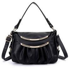 2016 new fashion women's shoulder bags and handbags famous brand women leather bag bolsas female crossbody bag tote