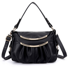 2016 new fashion women s shoulder bags and handbags famous brand women leather bag bolsas female