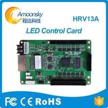 SMD ao ar livre de Alta Definição Display LED Recebe O Cartão Dbstar DBS-HRV11A HRV13A Substituir DBS-HRV09S Combinar Com Remetente DBS-HVT11IN