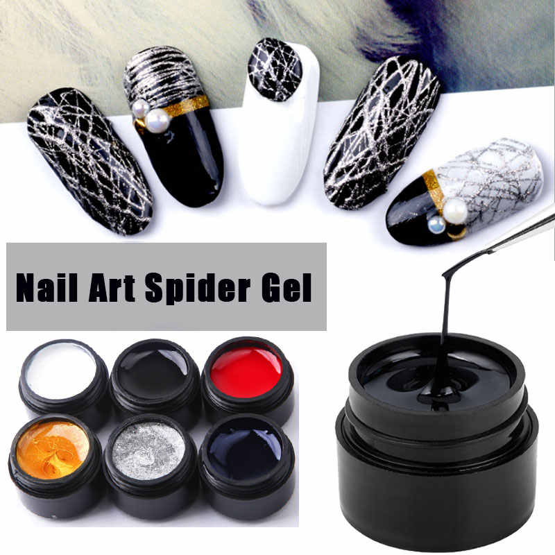 Detail Feedback Questions about 8ml Spider Gel Nail Polish Web ...