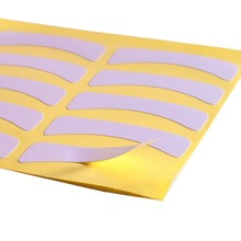 100pcs Under Eye Pads Paper Patches Eyelash Extension Patche