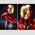 Iron Man Mk3 Mark3 Lifte Size 1/1 Bust Statue Scale Tony Strak Avengers Recast