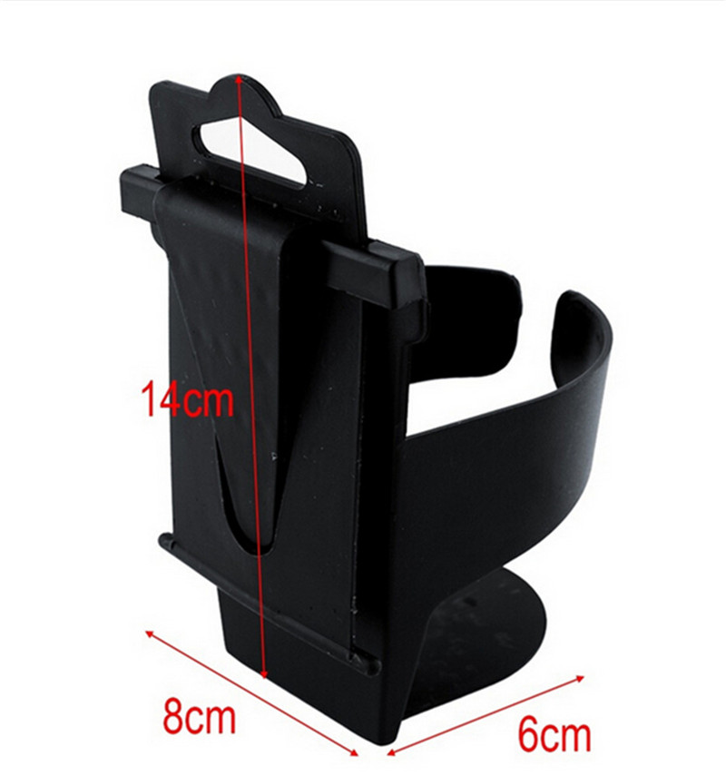 Car Cup Holder Drink Beverage Bottle Mount Seat Seam Wedge Organizer  Gap Modified Beverage Holder-in Racks & Holders from Home & Garden