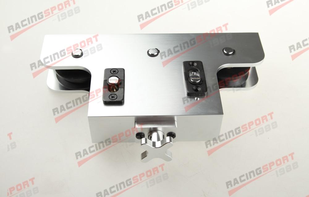 Metal Coiled Brake & Fuel Line Tubing Tube Straight Straightener Aluminum Silver TUBST-01
