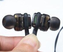 New FXT90 Fashion earphone HD HIFI music Earplugs Wear comfort Miniature dual speaker MP3 player headsets