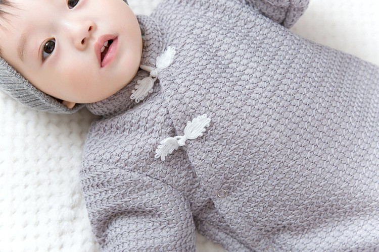 Baby winter rompers (6)