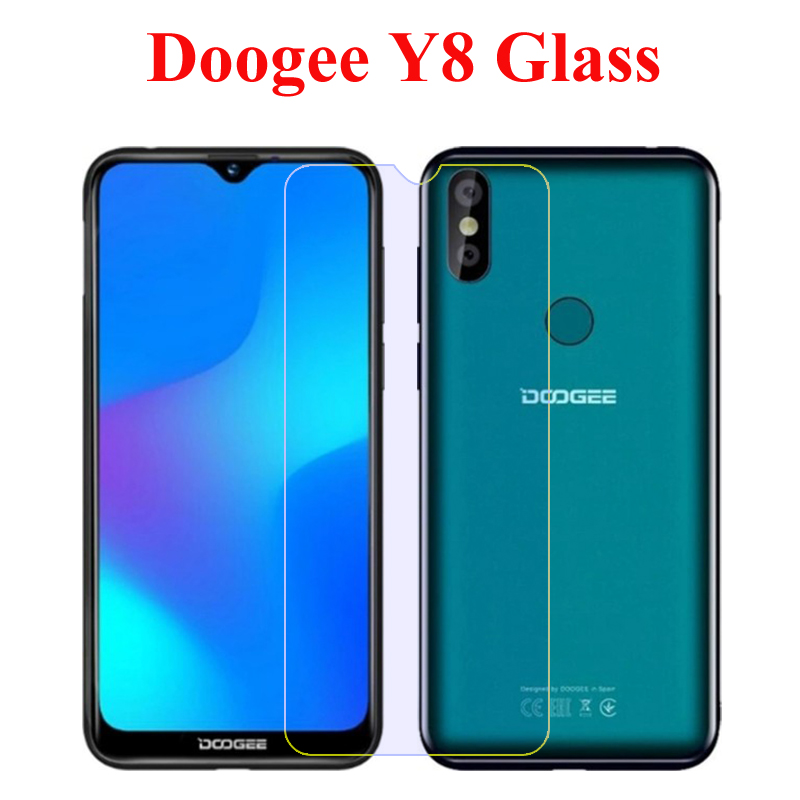 Tempered Glass For Doogee Y8 Screen Protector Premium