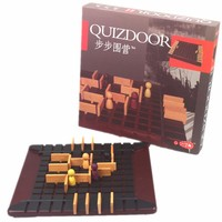 High Quality Board Game Quoridor Best Gift For Children Family Party Game The most popular wood chess educational game
