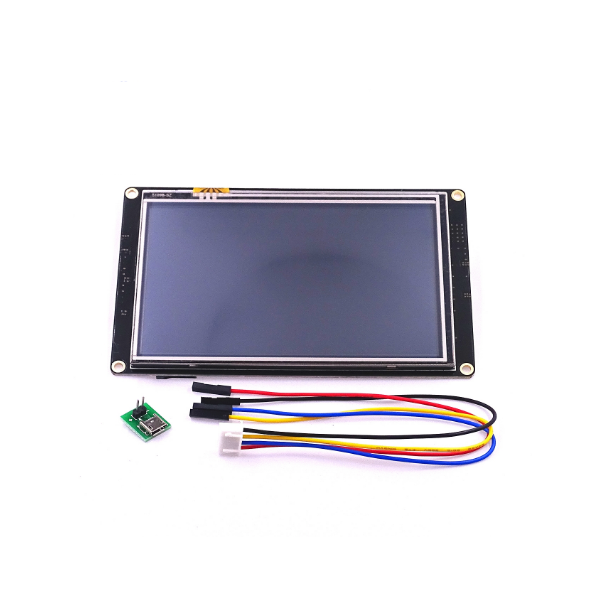 7.0 Nextion Enhanced HMI Intelligent Smart USART UART Serial Touch TFT LCD Module Display Panel For Raspberry Pi NX8048K070 newton 5 inch free shipping hmi tft touch screen lcd display module intelligent lcd for arduino raspberry pi