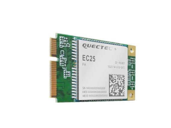 EC25 AU Mini Pcie CAT4 Wireless Module LTE Module 4G Module EC25 B1 B2 B3 B4