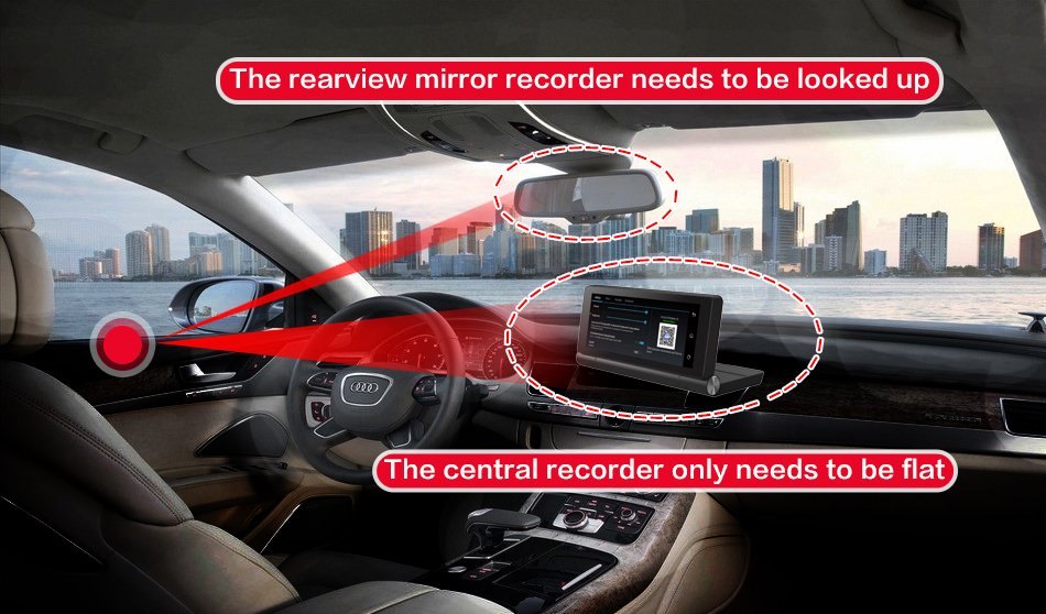 4g bluetooth car dvr gps navigation dual camera android 50 686 4g11 fandeluxe Image collections