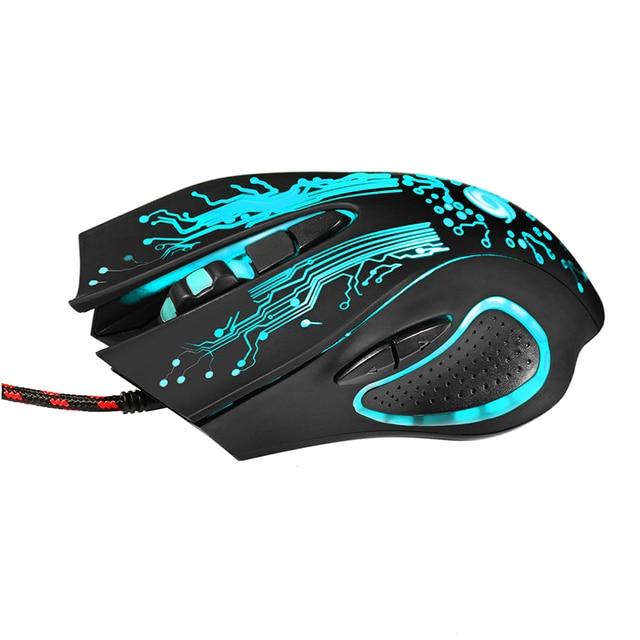 6D 3200DPI Computer Mouse 2