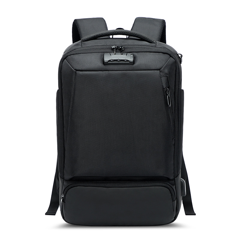 Casual Multifunction Waterproof Men Laptop Anti Theft Password lock Backpack USB Charge Business Backpacks College Bags for Male