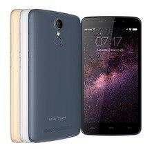 Оригинал homtom ht17 сотовый телефон mtk6737 3000 мАч батареи 1 г ram 8 г rom 5.5 дюймов hd экран touch id android 6.0 4 г lte смартфон