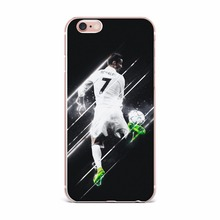 CR7 Soft TPU Case for iPhone