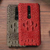 Luxury Phone Case For Huawei P8 P9 P10 P20 Mate 10 Lite Pro Case Crocodile Texture For Honor 7X 8 9 10 V10 lite P Smart case