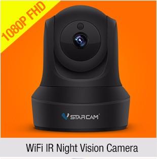 vstarcam 720п HD для беспроводной IP-камера onvfi видеодомофон система ночного видения мобильный удаленный просмотр в монитор младенца