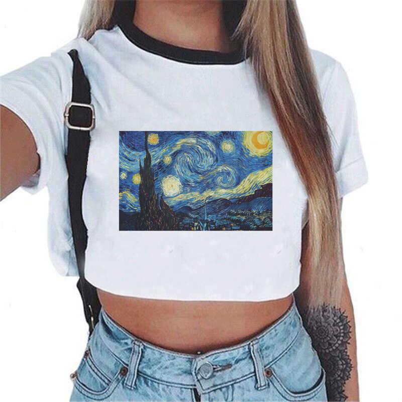 한국어 스타일 길 잃은 아이 뱀 인쇄 티 femme 캐주얼 의류 낯선 것들 빈티지 뱀 인쇄 riverdale tshirt 자르기 탑 여성