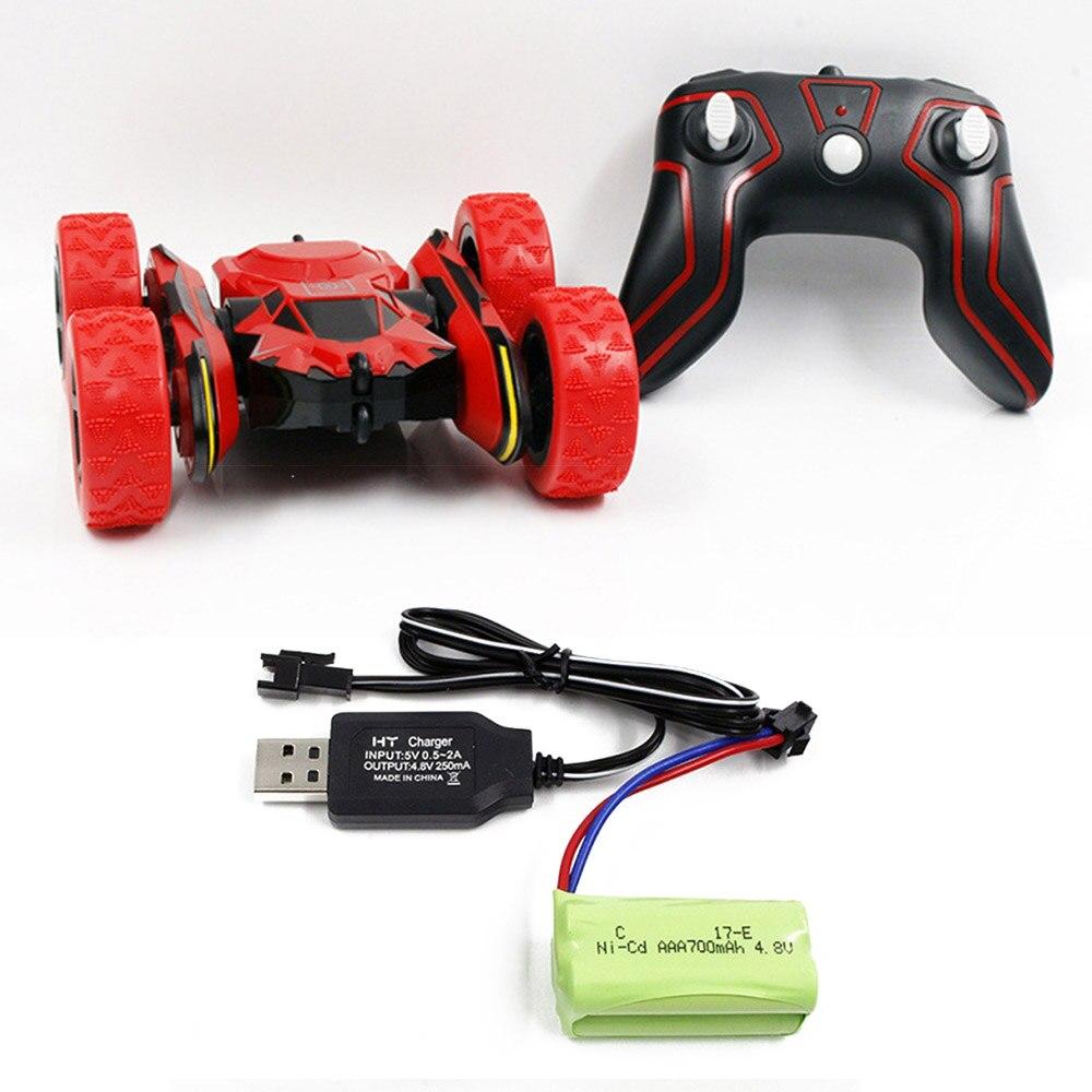 HB 2.4GHz 1/28 Stunt Twist Arm <font><b>RC</b></font> Remote Control Spiral Rotatable Car <font><b>RC</b></font> Drift High Speed <font><b>Model</b></font> Toys Kids Children Gift