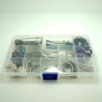 Ücretsiz kargo el yapımı DIY 13 kategoriler aksesuar çin'de yapılan yün keçe araçları Set