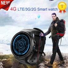 MTK6737 Android 7,0 4 г smart watch 1 GB/16 ГБ SmartWatch телефон Heart Rate сим-карты 2,0 P камеры 620 мАч Поддержка несколько циферблаты
