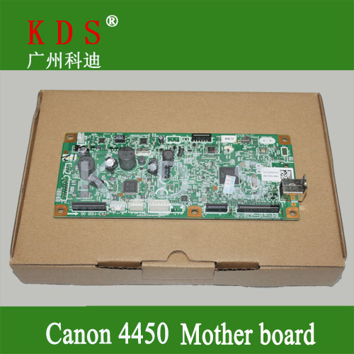 Original matherboard for Canon MF-4452 formatter board for Canon laser printer parts FM4-7282-000 remove from new machine original matherboard for brother mfc7340 formatter board for brother 220v only lt226001 remove from new machine