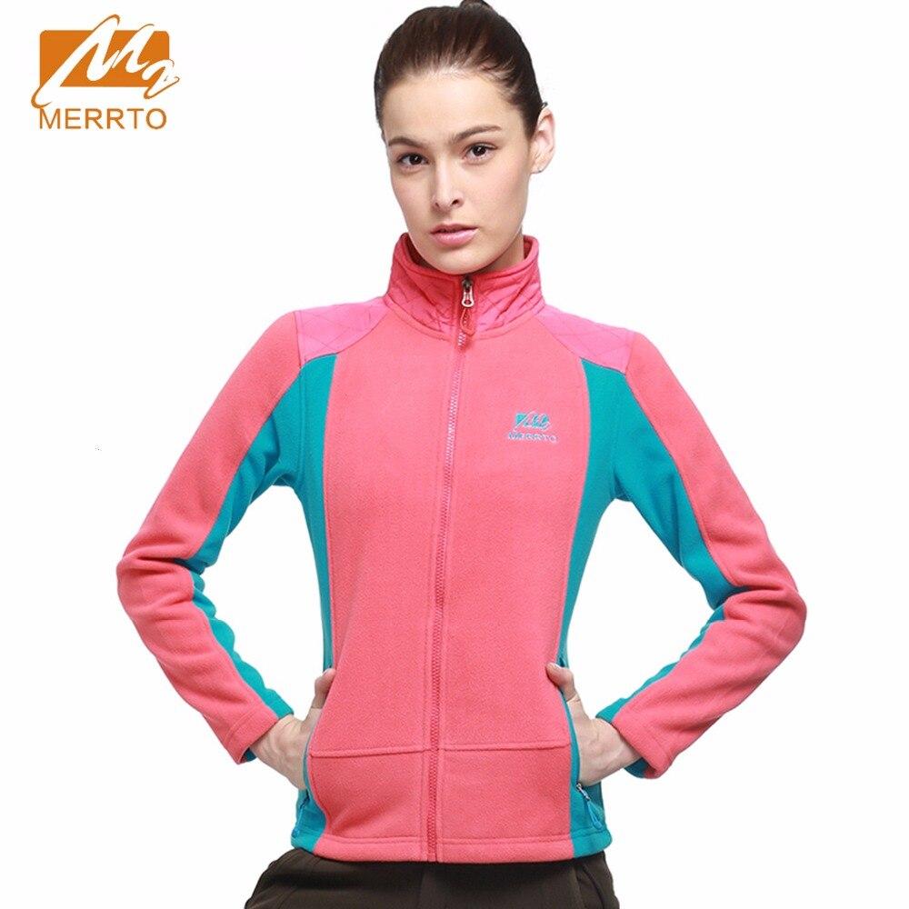 2019 femmes polaire randonnée vestes coupe-vent thermique extérieur veste couleur violet rouge bleu pour les femmes livraison gratuite MT19153
