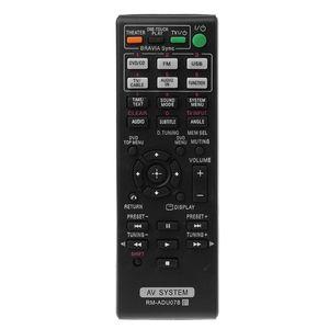 Image 1 - OOTDTY Schwarz Fernbedienung RM ADU078 AV System für Sony DAV TZ710 HBD DZ170 HBD DZ171 HBD DZ175 Ersetzen Fernsehen