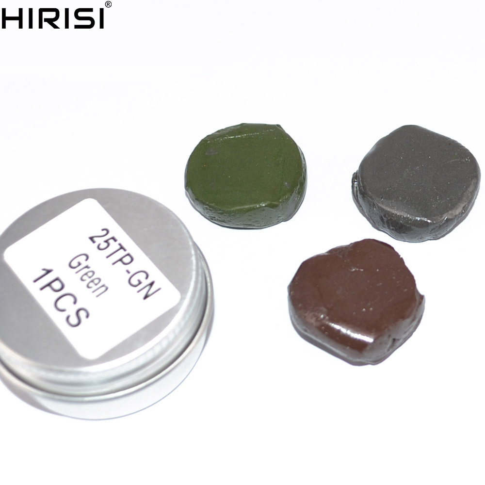 Tungsten Rig Putty 15g 25g 3 colors Carp Fishing Weights Terminal Tackle isheto 15g