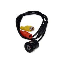 Парковка Assistances заднего вида автомобиля Реверсивный камера CCD + 18,5 резервного копирования с 120 градусов de re para Авто ночное видение