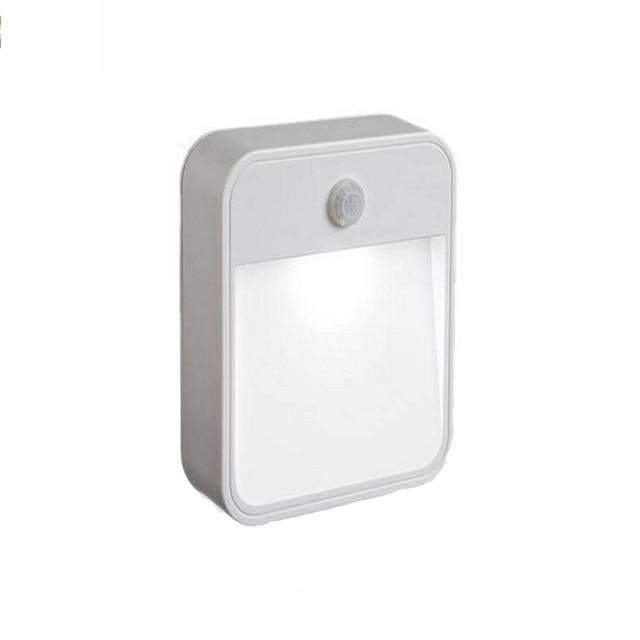 light sensor Wall LED Night Light Induction Lamp night led light Motion Sensor lamp battery powered led 12v night light