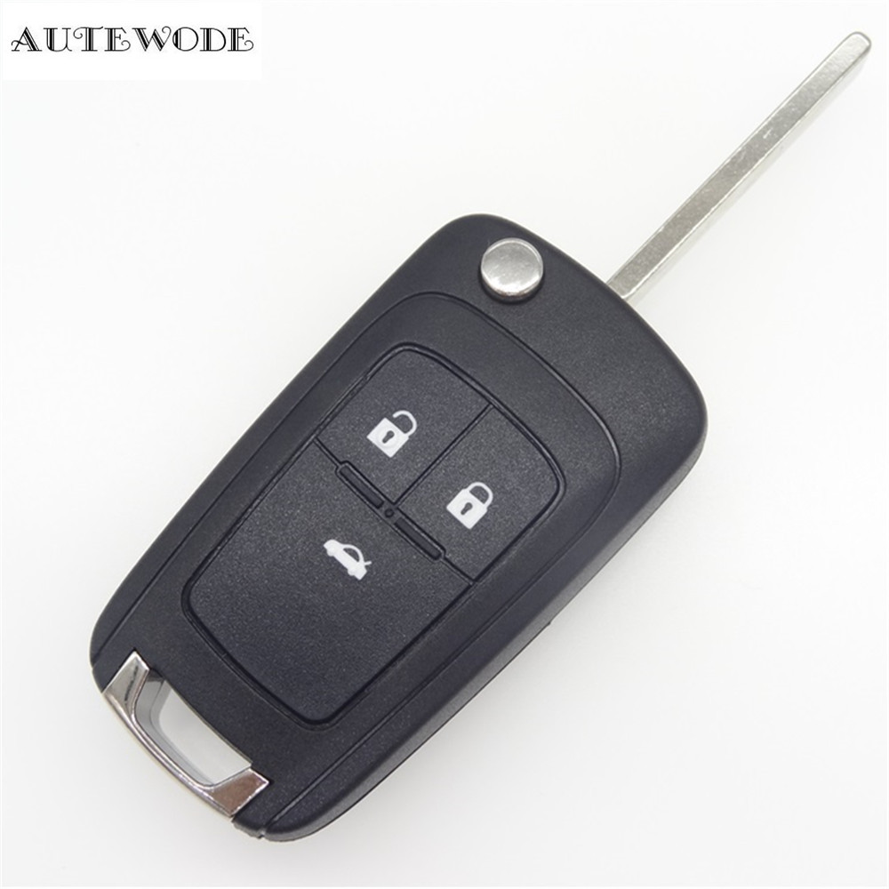 AUTEWODE Remote Key Case Shell for VAUXHALL OPEL Insignia Astra  Mokka Car Control Fob Cover Housing HU100 Blade AUTEWODE Remote Key Case Shell for VAUXHALL OPEL Insignia Astra  Mokka Car Control Fob Cover Housing HU100 Blade