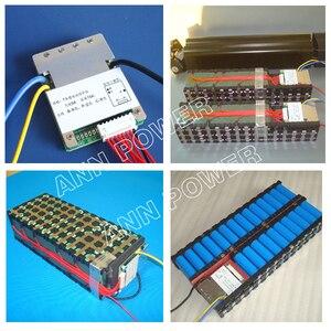 Image 5 - 7S 24V (29.4 V) akumulator litowo jonowy BMS 20A ciągły prąd rozładowania dla 24V e bike akumulator litowo jonowy z funkcją równowagi