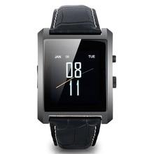 Diggro lf06 smart watch lujo negocios bluetooth smartwatch podómetro rastreador de ejercicios ips dispositivos portátiles de negocios