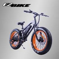 EZBIKE 20 500 Вт Электрический велосипед Алюминиевый EBike 21 скоростной горный велосипед городская дорога электрическая мощность велосипедный ди